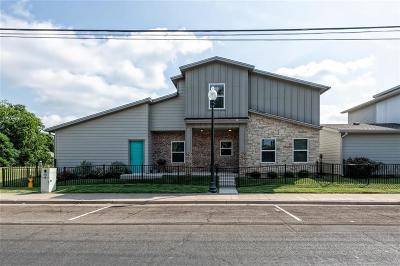 Waco Condo/Townhouse For Sale: 407 Bosque Boulevard #204
