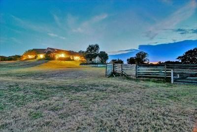 Lorena Single Family Home For Sale: 12564 Chapel Road