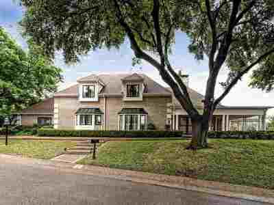 Waco Single Family Home For Sale: 1 Point View Drive