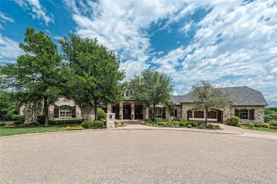 China Spring Single Family Home For Sale: 1277 Brazos Bluff Drive