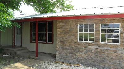 Clifton Single Family Home Under Contract: 2269 Fm 2136
