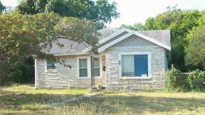 Marlin Single Family Home For Sale: 112 Shenandoah