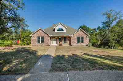 Waco Single Family Home Under Cont W/Contg: 1885 McLennan Crossing Road