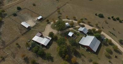 Crawford Farm & Ranch Under Cont W/Contg: 2415 Old Crawford Road