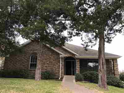 Woodway Single Family Home For Sale: 1108 Amberidge Ter