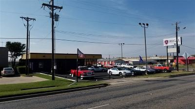 Waco Commercial For Sale: 100 Deana Drive