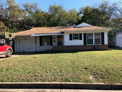 Waco Single Family Home For Sale: 4012 Sleeper Avenue