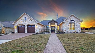 Waco Single Family Home For Sale: 1520 Ridgewood Drive