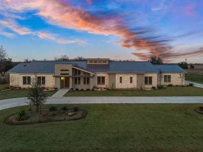Crawford Single Family Home For Sale: 512 Twisted Oak Lane