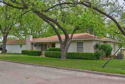 Clifton Single Family Home For Sale: 405 N Ave I