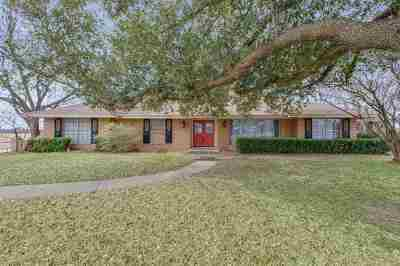 Waco Single Family Home For Sale: 6562 S 3rd