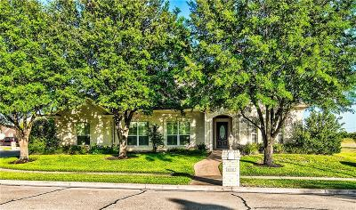 Woodway Single Family Home For Sale: 1020 Windstone Drive