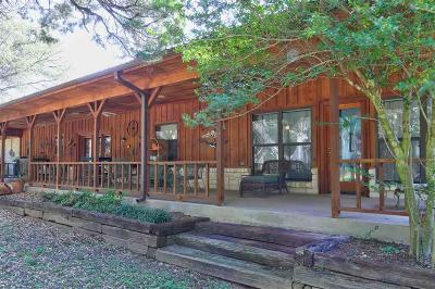 Clifton Single Family Home For Sale: 383 Cr 1600 #PR 1601