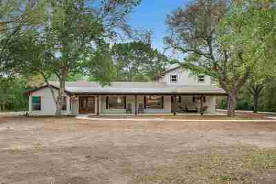 Waco Single Family Home For Sale: 5216 Hillcrest Drive