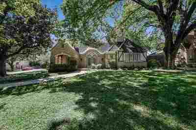 Waco Single Family Home For Sale: 3200 Austin Avenue
