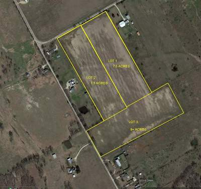 Axtell Residential Lots & Land For Sale: Barron Lane