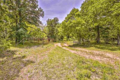 Waco Farm & Ranch For Sale: J J Flewellen Road