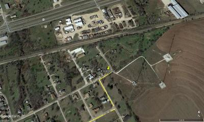 McGregor Residential Lots & Land Under Contract: E 2nd