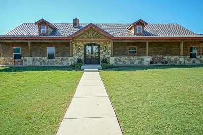 Gatesville Farm & Ranch For Sale: 196 Camino Del Rio
