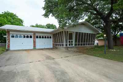Clifton Single Family Home For Sale: 244 Cr 1767