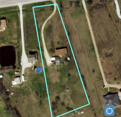Axtell Residential Lots & Land Under Contract: 11966 E Hwy 84