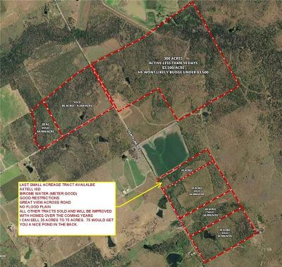 Axtell Farm & Ranch For Sale: 25 County Line Road