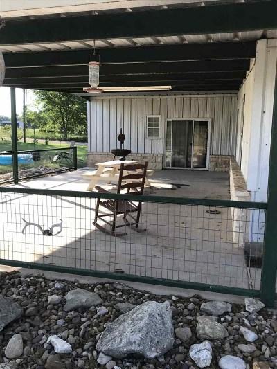 Waco Farm & Ranch For Sale: 350 Hacienda Wesley Road
