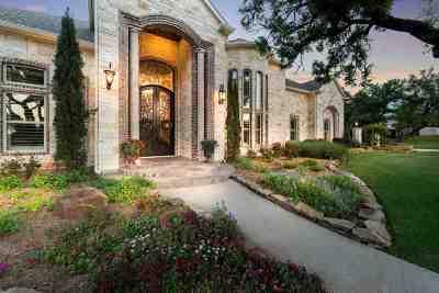 McGregor Single Family Home For Sale: 10020 Hidden Bluff
