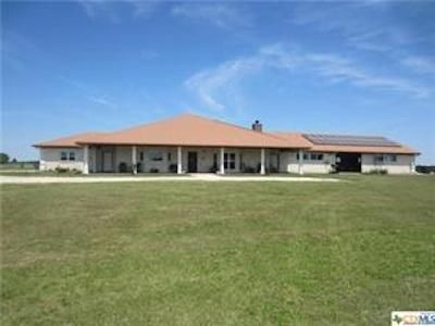 Temple Single Family Home For Sale: 987 Hruskaville Road