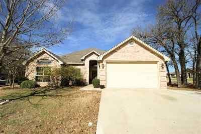 Gatesville Single Family Home For Sale: 102 Rio Drive