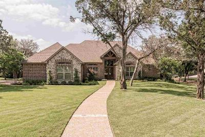 China Spring Single Family Home For Sale: 8436 Spicewood Springs Road