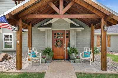 Waco Single Family Home For Sale: 1031 Coxs Oak Valley