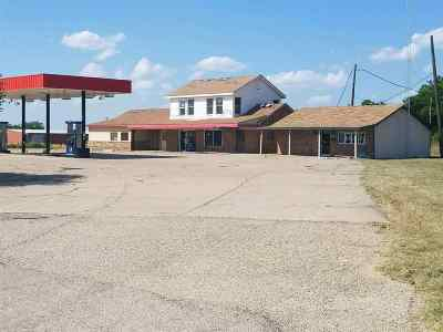 Woodway Commercial For Sale: 5138 N Hwy 6