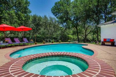 Crawford Single Family Home Under Contract: 108 Woodbridge Circle