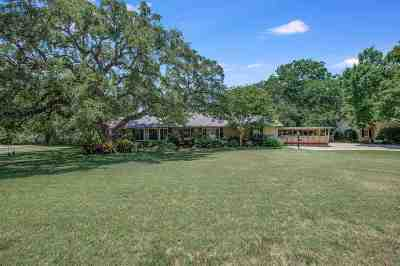 Waco Single Family Home For Sale: 3400 Macarthur Drive