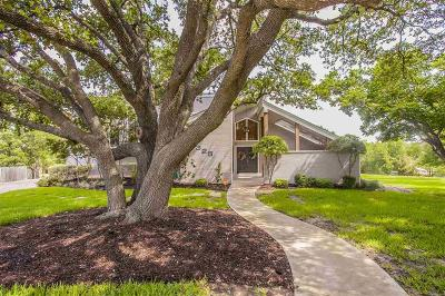 Woodway Single Family Home For Sale: 8325 Gatecrest