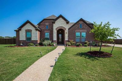 Hewitt Single Family Home For Sale: 909 Burt Hollow