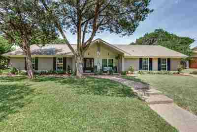 Waco Single Family Home For Sale: 1609 Cherry Creek Drive