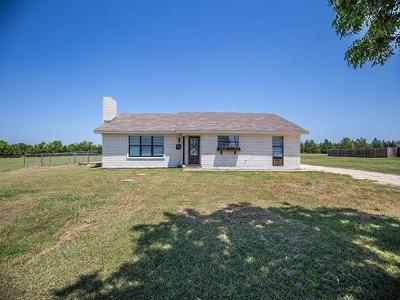 Lorena Single Family Home Under Cont W/Contg: 6471 Rosenthal Parkway