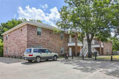 Waco Multi Family Home For Sale: 1231 Wood