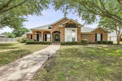 McGregor Single Family Home For Sale: 1003 Prairie Lane