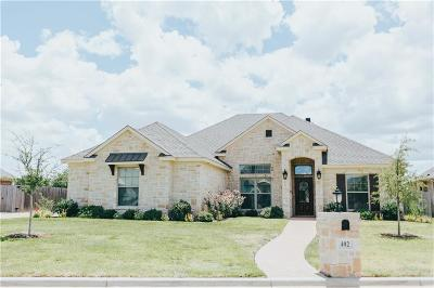 McGregor Single Family Home For Sale: 402 Silver Spur