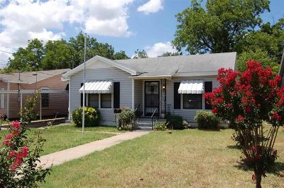 Single Family Home For Sale: 3720 N 20th