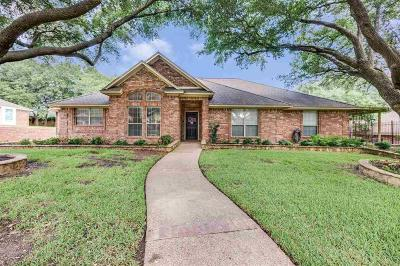 Woodway Single Family Home For Sale: 11007 Creek Bend Drive