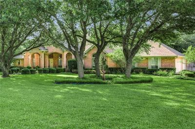 McGregor Single Family Home For Sale: 2045 Oak Glen Drive