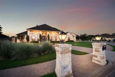 Robinson Single Family Home For Sale: 447 S Cedar Ridge Circle