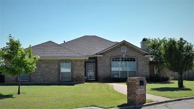Waco Single Family Home For Sale: 10100 Segovia Drive