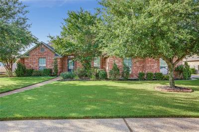 Robinson Single Family Home For Sale: 324 N Cedar Ridge Circle