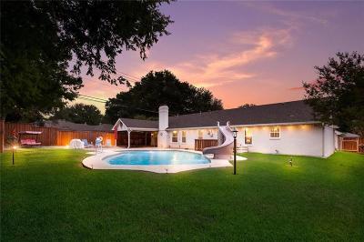 Waco Single Family Home For Sale: 5513 Lake Jackson Drive
