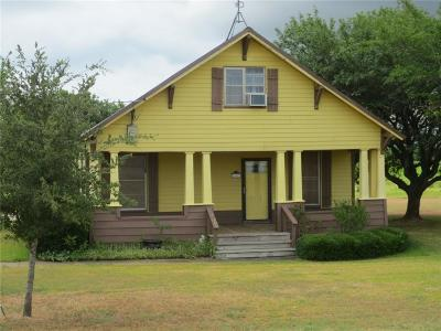 West Single Family Home For Sale: 1047 W A Neel Road